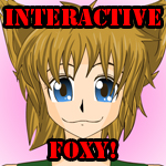 INTERACTIVE FOXY FLASH GAME by NamiOki
