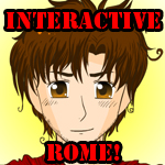 INTERACTIVE ROME FLASH GAME by NamiOki