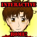 INTERACTIVE ROME FLASH GAME
