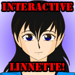 INTERACTIVE LINNETTE FLASH GAME by NamiOki