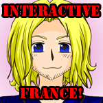 INTERACTIVE FRANCE FLASH GAME by NamiOki