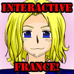 INTERACTIVE FRANCE FLASH GAME