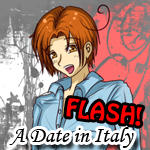 A Date in Italy FLASH GAME