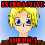 INTERACTIVE AMERICA FLASH GAME by NamiOki