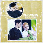 Photopack 941 // Chen and Xiumin (EXO).