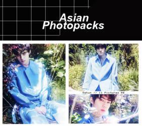 Photopack 1435 // Sehun (EXO). by xAsianPhotopacks