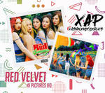 Photopack 2058 // Red Velvet (The Red Summer).