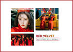 Photopack 2486 // RED VELVET.