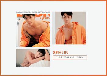 Photopack 2530 // SEHUN (EXO) by xAsianPhotopacks