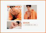 Photopack 2530 // SEHUN (EXO)
