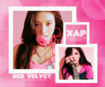Photopack 2650 // Red Velvet.