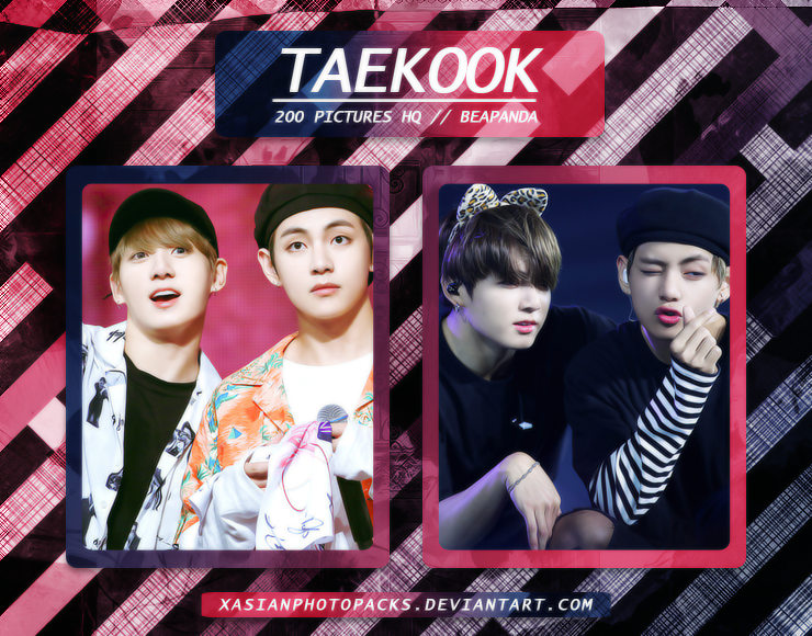 By Photo Congress || Taekook In Photos