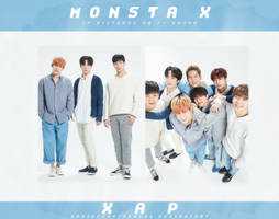 Photopack 3283 // MONSTA X.