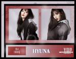 Photopack 3661 // Hyuna.