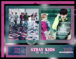 Photopack 3645 // Stray Kids (My Pace MV)