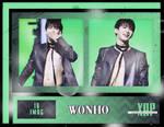 Photopack 3809 // Wonho (MONSTA X)