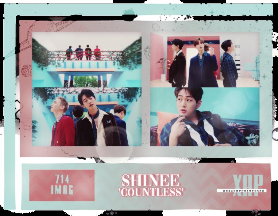 Photopack 3808 // SHINee 'Countless' MV by xAsianPhotopacks