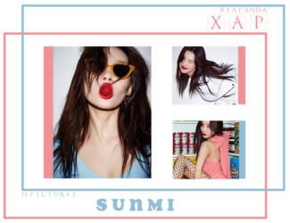 Photopack 5654 // Sunmi. by xAsianPhotopacks