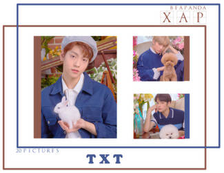 Photopack 5666 // TXT (CAT AND DOG). by xAsianPhotopacks