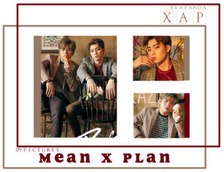 Photopack 5678 // Mean x Plan. by xAsianPhotopacks