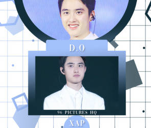 Photopack 5680 // D.O (EXO). by xAsianPhotopacks