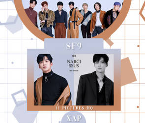 Photopack 5683 // SF9 (NARCISSUS). by xAsianPhotopacks