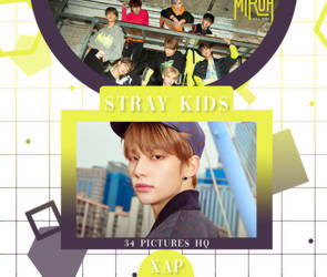 Photopack 5712 // STRAY KIDS (MIROH). by xAsianPhotopacks
