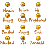 Packs Galore Emote Contest by MixedMilkChOcOlate