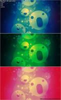 Water emote wallpaper