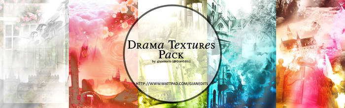 Drama Textures Pack by 1Directioner-Boy