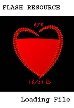Loading Heart