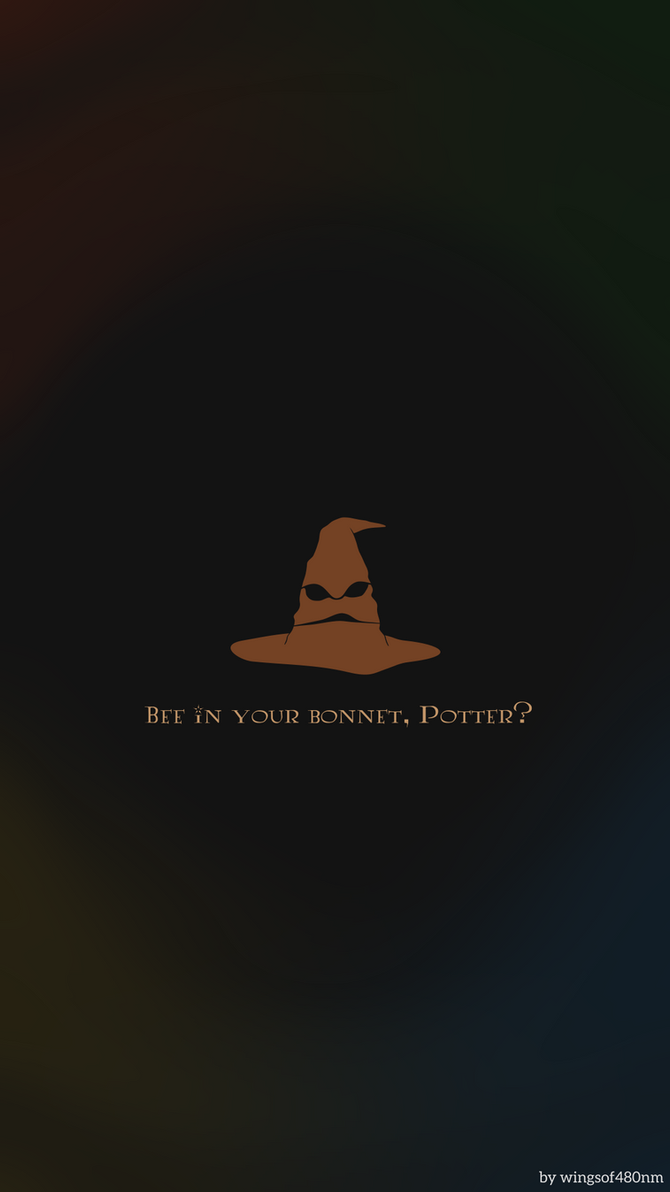 Must see Wallpaper Harry Potter Ios - hp_minimalist_background___sorting_hat_by_wingsof480nm-da61nm2  Gallery_56941.png