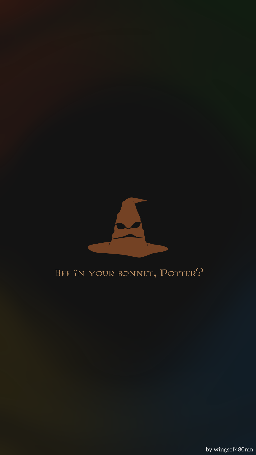 Best Wallpaper Harry Potter Minimalistic - hp_minimalist_background___sorting_hat_by_wingsof480nm-da61nm2  Best Photo Reference_975456.png