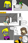 Legion of Super hereos page 2 (fanfiction) by greentigergirl