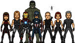 The Ultimates - What If - non-canon
