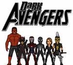 Throwback - Dark Avengers by LoganWaynee