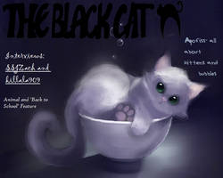 The Black Cat Magazine-Issue 3 by Anspire