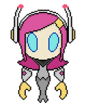 Susie (Kirby) Animation (gif) Commission