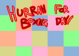 Kod's 2014 Boxing Day Extravaganza