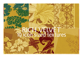 Icon Textures - Rich Velvet by aaskie