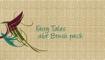 Brush pack - Fairy Tales by aaskie