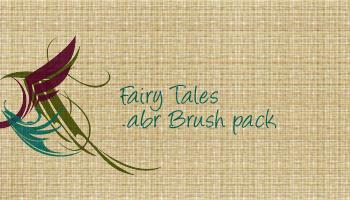 Brush pack - Fairy Tales by aaskie
