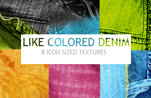 Likecoloreddenim-Icon textures by aaskie