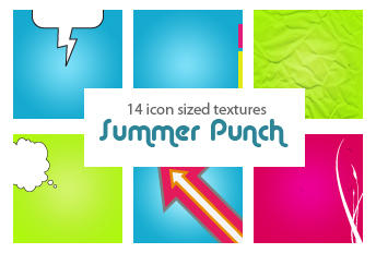 Summer punch - Icon textures