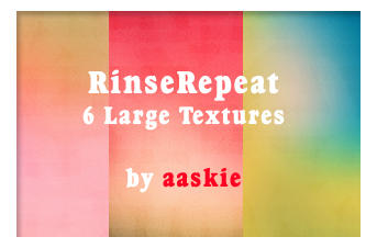 Rinse Repeat - Large Textures