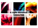 6 light textures