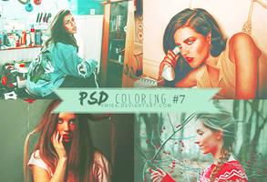Pomegranate Run PSD #7 by 4mira