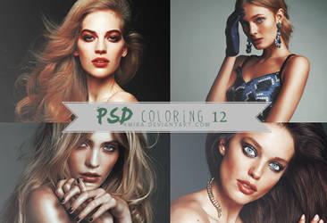 PSD #12 by 4mira