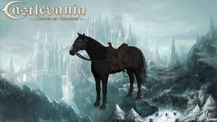 Castlevania: Lords of Shadow - Grabriel Horse