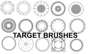 Target Brushes